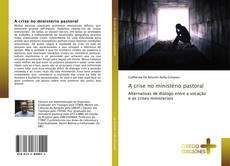 Capa do livro de A crise no ministério pastoral