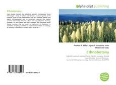 Capa do livro de Ethnobotany