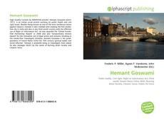 Обложка Hemant Goswami