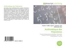 Borítókép a  Arithmétique des Polynômes - hoz