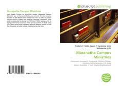 Couverture de Maranatha Campus Ministries