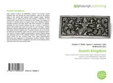 Bookcover of Avanti Kingdom