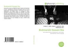 Borítókép a  Brahmarishi Hussain Sha - hoz