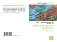 Cathédrale Notre-Dame de Constance的封面