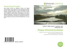 Bookcover of Plaque d'Immatriculation