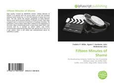 Buchcover von Fifteen Minutes of Shame