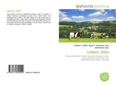 Lisbon, Ohio kitap kapağı