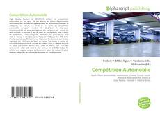 Bookcover of Compétition Automobile