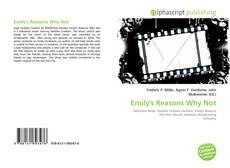 Bookcover of Emily's Reasons Why Not