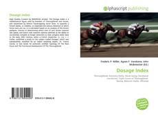 Обложка Dosage Index