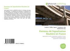 Portada del libro de Panneau de Signalisation Routière en France