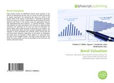 Bookcover of Bond Valuation