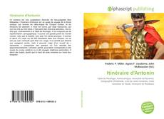 Itinéraire d'Antonin kitap kapağı
