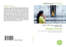 Bookcover of Bhojpuri Cinema