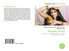 Bookcover of Marathi Cinema