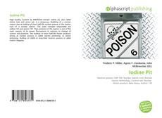 Обложка Iodine Pit