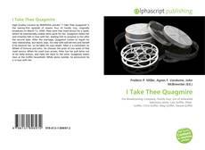 I Take Thee Quagmire kitap kapağı