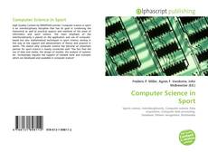 Bookcover of Computer Science in Sport