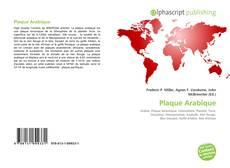 Bookcover of Plaque Arabique