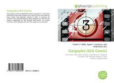 Portada del libro de Gargoyles (SLG Comic)