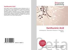 Bookcover of Xanthurenic Acid