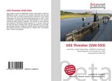 Buchcover von USS Thresher (SSN-593)