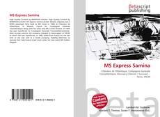 Copertina di MS Express Samina