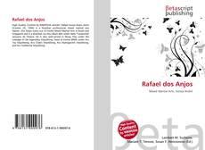 Rafael dos Anjos的封面