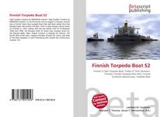 Bookcover of Finnish Torpedo Boat S2