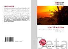 Qasr al Hallabat kitap kapağı