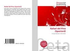 Обложка Rafael del Pino (Spaniard)