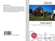Bookcover of Pablo Aguilar