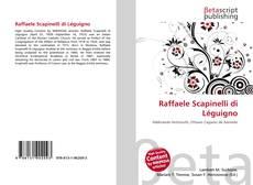 Raffaele Scapinelli di Léguigno kitap kapağı