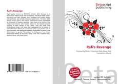 Rafi's Revenge kitap kapağı