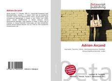 Adrien Arcand的封面