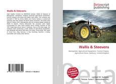 Buchcover von Wallis & Steevens