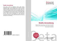 Buchcover von Wallis Annenberg