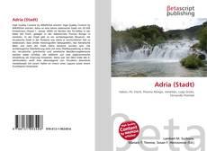 Adria (Stadt) kitap kapağı