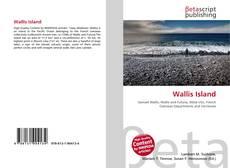 Buchcover von Wallis Island