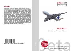 Bookcover of NIAI LK-1
