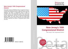 Bookcover of New Jersey's 10th Congressional District