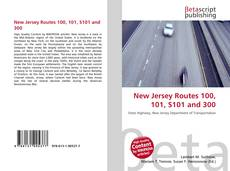 New Jersey Routes 100, 101, S101 and 300 kitap kapağı