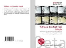 Adriaan: Een Kist voor Stippie kitap kapağı