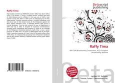 Capa do livro de Raffy Tima