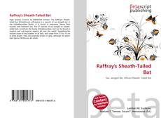 Bookcover of Raffray's Sheath-Tailed Bat