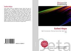 Bookcover of Sailosi Kepa