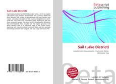 Buchcover von Sail (Lake District)