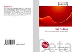 Borítókép a  Sail (Letter) - hoz