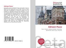 Adriaen Pauw的封面