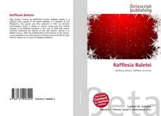 Обложка Rafflesia Baletei